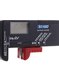 ZW-168D AAA AA CD 9V 1,5 V-Knopfzellen Akku Power-Level Tester