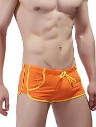 Men's Nylon/Spandex Swim Shorts