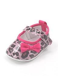 Baby Shoes - Casual - Ballerine - Sintetico - Rosso
