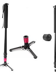Nova liga filmadora Unipod JF-3 monopé 3 Pernas Base com Pernas bloqueio de flip para Câmera