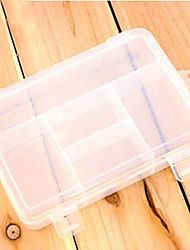 Transparante Mini PVC Storage Box