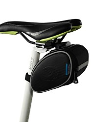 Cycling Bicycle Bike Seatpost Bag Pouch Seat Saddle Rear Tail Package Black Outdoor