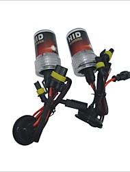 Carking ™ Universal-12V 35W H1 4300K Warm White Light HID Xenonlampe (2 Stück)