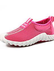 Беговая обувь Розовый / Серый Обувь Женский Замша