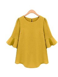 Frauen New Fashion Bluse Chiffon