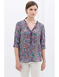 Women's Tops & Blouses , Chiffon Casual AMC