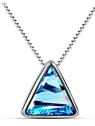 Beautiful Crystal Necklace Fashion Secret Austria  Roof Elements