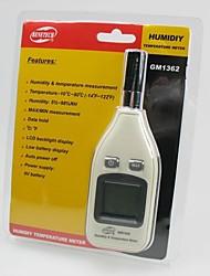 Température numérique et hygromètre GM1362