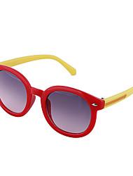 Kids Photochromic 100% UV Butterfly Full-Rim Oversized Sunglasses Style(Random Color)