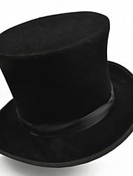 Cloth Black Magic Folded Hat Vanish Tricks