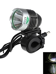 Zweihnder  1xCree XM-L T6 900lm 4-Mode 360 Degree Rotating White Light  Bike Lamp or Headlamp