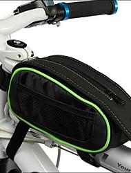 Ciclismo Nylon impermeável da bicicleta / bicicleta Whale Saddle Bag