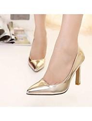 Shimandi ® couro de patente das mulheres sapatos de salto stiletto (mais cores)