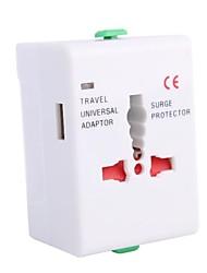Adaptateur universel mondial avec interface USB
