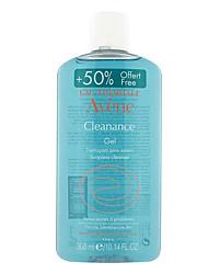AVENE Cleanance безмыльный Cleanser + 50% бесплатно 300мл