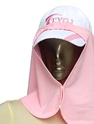 TTYGJ Pink Golf Ice Silk Mask