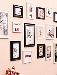Frame Collection Photo Wall Set di 16