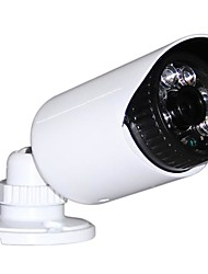 HD 1280 * 720P 1.0 Megapixel ONVIF P2P Wasserdichte Outdoor-Night Vision Mini-CCTV-Gewehrkugel-IP-Kamera