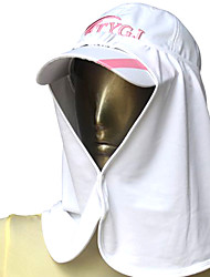 TTYGJ Weiß Golf Ice Silk Mask