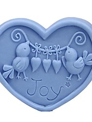 Bird JOY Shaped Bake Mold,W7.9cm x L6.8cm x H3.4cm