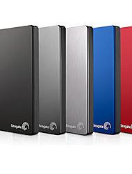 """Seagate Backup stbu1000300 1TB mais portátil USB 3.0 drive de disco rígido de 2,5 """"externo (cores sortidas)"""