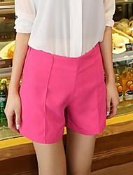 Bonbons Shorts Couleur Pants OL Suit Pants