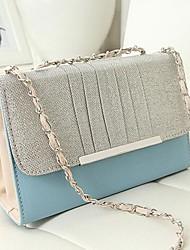 Mode Rétro Messenger Bag femme