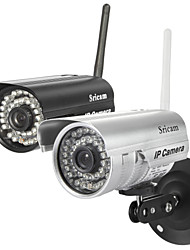Sricam® IP Camera Waterproof Day Night Wireless (1/4 Inch Color CMOS Sensor)