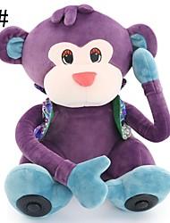 IMMI ® IBS-005 de bande dessinée fraîche de singe poupée avec la carte TF LED Bluetooth Speaker