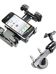 Universal de la motocicleta de la bici de alta calidad de 360 grados Holder giratoria para el iPhone / Samsung Celular