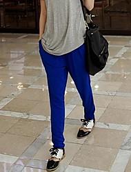De las mujeres elegantes de la gasa de la edición de han de Haroun Pantalones