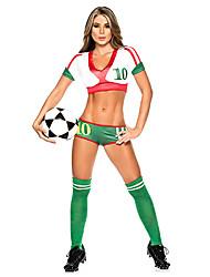2014 FIFA World Cup Мексика Футбол Детские Зеленый и красный сексуальная форма