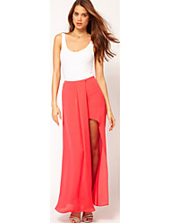 Belee Women's Sexy Chiffon Empire Skirt 1