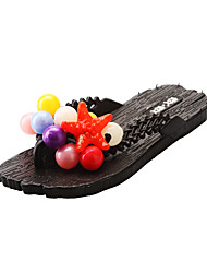 Women's Flat Heel Flip Flops Slippers Shoes(More Colors)