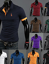 Men's Fashion Embroidery T-Shirt