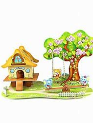 Puzzle 3D Mini Toy Paradise dibujos animados para niños