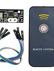 Jtron 03100300M DIY Infrared Remote Control Receiver - Schwarz
