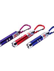 Mini Waterproof Flashlight&Money d-etector Pen&Infrared Ray Flashlight(Random Color)