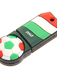 Pays-Bas Portugal Italie Russie USB 2.0 Flash Drive 64GB