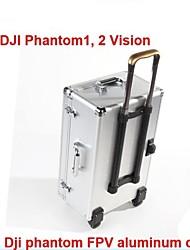 Case Box FPV aluminium professionnel de la protection extérieure pour DJI Phantom Vision 2 X350 pro