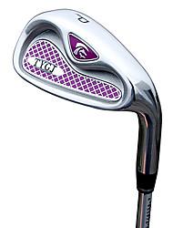 TTYGJ Golf Club Women's 34.5 Inch P# R/L Zinc Alloy Head Steel Shaft Pitching Wedge