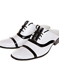 Men's Shoes Wedding/Party & Evening Leather Clogs & Mules White