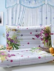 Shuian® Comforter Fill Jasmine No Deformation Single Health  Pillow