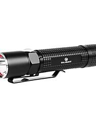Olight M18 linterna táctica LED Max 500 lúmenes Interruptor Dual
