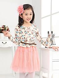 бб&б летом новый принцесса слоеного благородный элегантное платье 2014 девушки