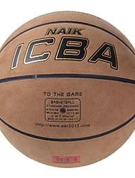 taille de Jiayue 7 basket-ball de cuir standard mode spécial