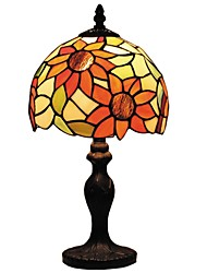 Korean Style Pastoral Style Mini Sunflower Light Tiffany lamp D08031T