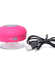 Wireless bluetooth speaker 2.0 channel Portable / Outdoor / Shower waterproof water resistant / Mini