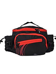 montagne unisexe 8l tergal sac noir de taille multifonctionnelle en plein air