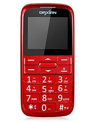 "I9500 ≤3 "" Cell Phone (Dual SIM Single Core 1.3 MP <256MB + 4 GB Bluetooth3.0 Flashlight / Ultra-thin / Long Standby Black / Red / White"